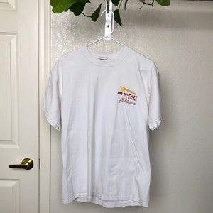 Vintage In-N-Out California Graphic T-shirt